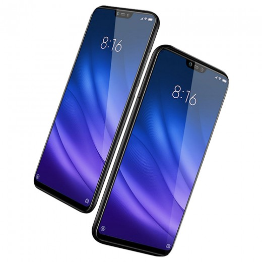 Tempered Glass Film for Xiaomi Mi 8 Lite - Transparent