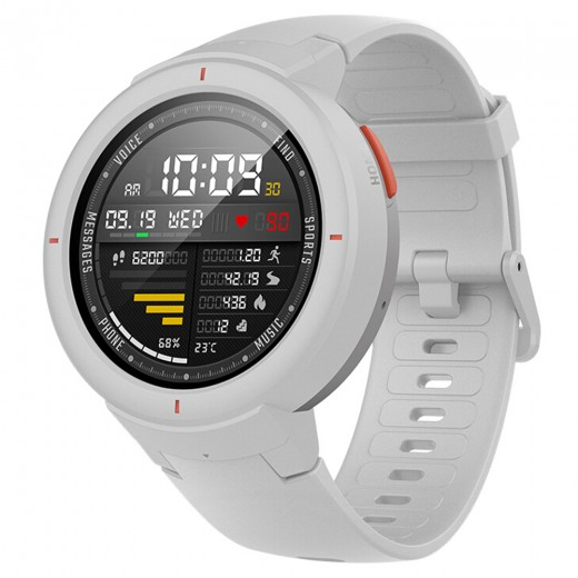 Xiaomi Huami Amazfit Verge Version Globale, Blanche