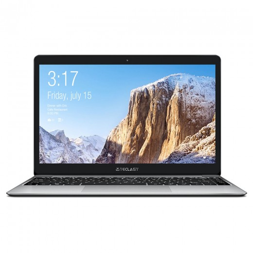 Teclast F7 Plus 8GB 128GB Laptop - Silver