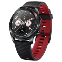 Huawei Honor Magic Smartwatch - Schwarz und Silber