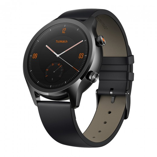 TicWatch C2 Smartwatch - Black