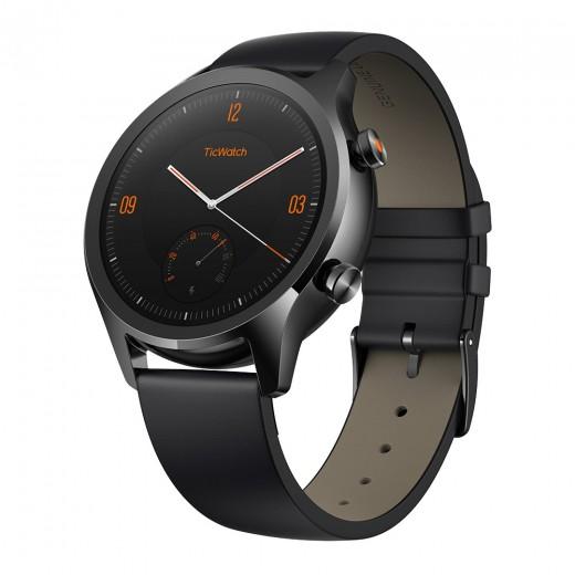 TicWatch C2 Smartwatch -Schwarz