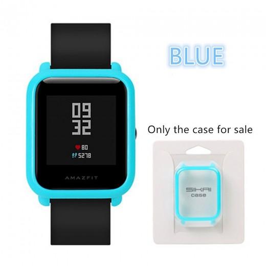 Coque de protection pour Xiaomi Amazfit Bip Lite, Bleu
