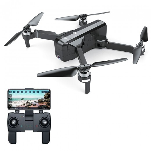 SJRC F11 Drohne - Schwarz