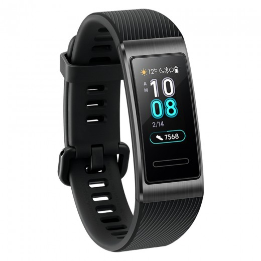 Huawei Band 3 Pro Smart Armband - Schwarz