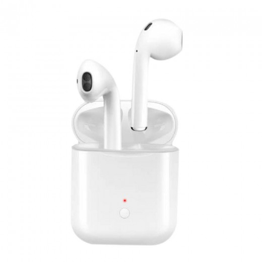 LK-TE8 Bluetooth Earphones, White