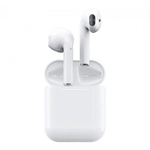 i12 TWS Wireless Bluetooth Ohrhörer - Weiß
