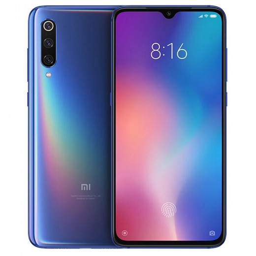 Xiaomi Mi9 6GB 64GB globale Version - Schwarz