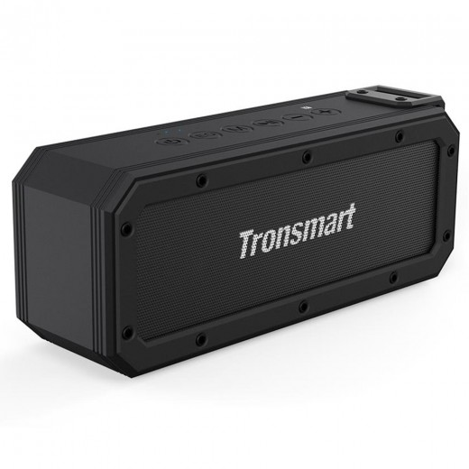 Tronsmart Element Force + Portable Bluetooth Speaker - Black