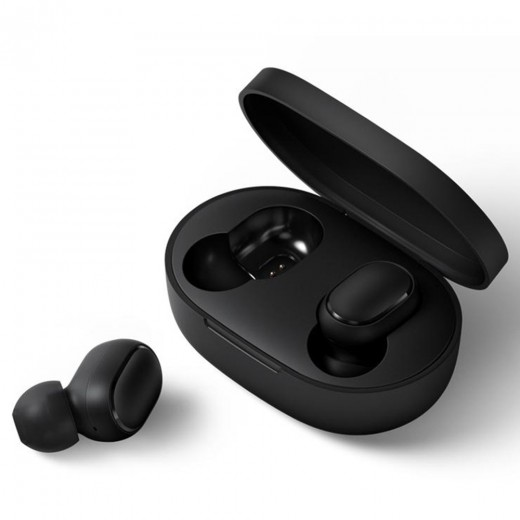 Xiaomi Redmi AirDots Global Version Wireless Bluetooth Earphones - Black
