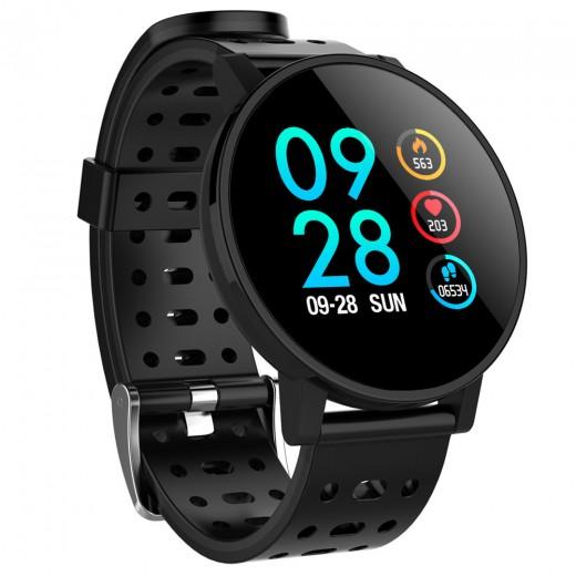 Makibes T3 Smartwatch - Schwarz