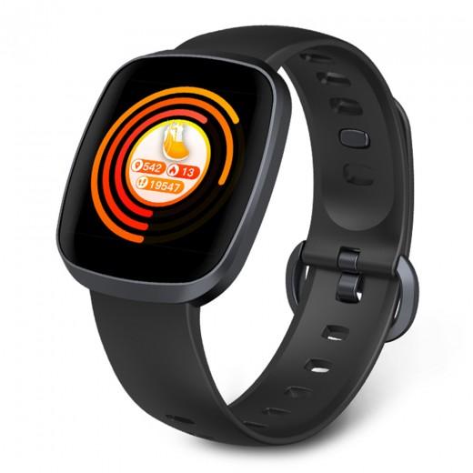 Makibes HR5 Smartwatch - Schwarz
