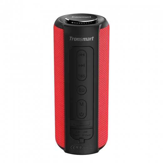 Tronsmart Element T6 Plus Bluetooth Speaker - Red
