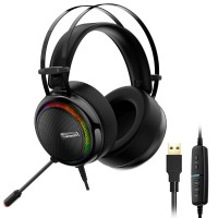 Tronsmart Glary Virtual 7.1 Gaming Headset - Schwarz