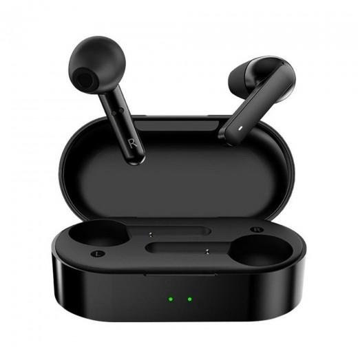 QCY T3 HiFi Bluetooth 5.0 Wireless Earphone - Black