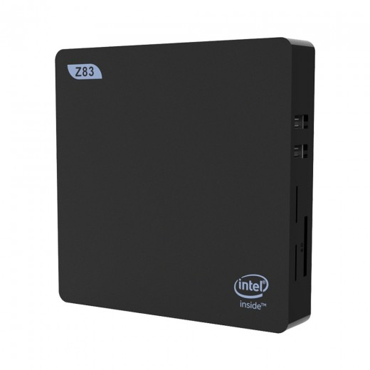 Z83V Mini PC Windows 10 4/64GB