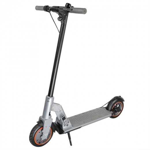 KUGOO M2 PRO Folding Electric Scooter - Silver