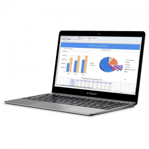 Teclast F7 Plus 8/256GB Laptop