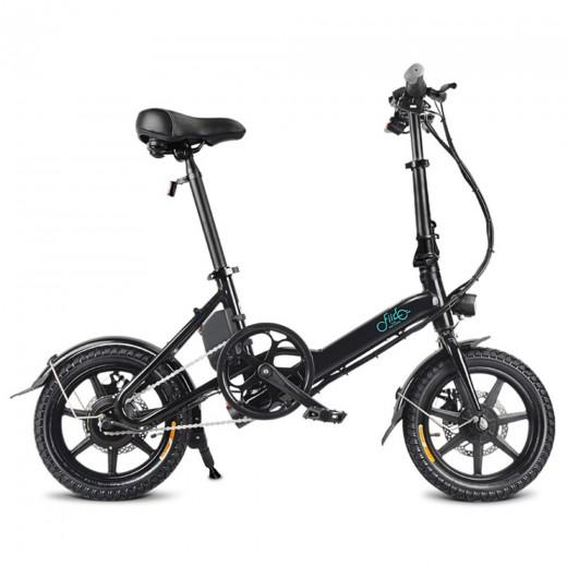 FIIDO D3 Vélo électrique pliant - Noir