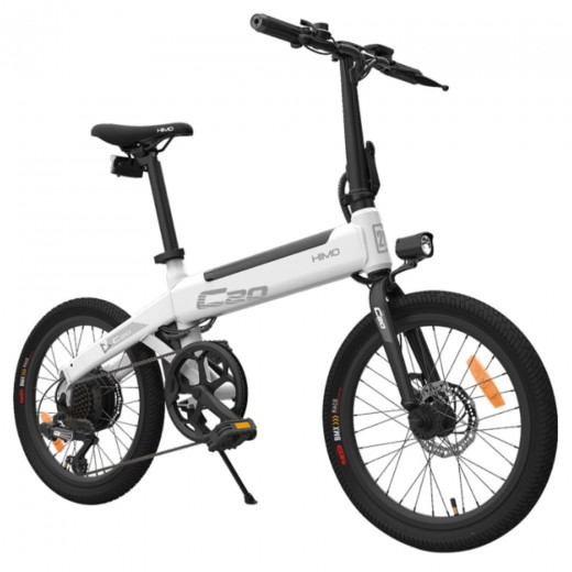 Xiaomi HIMO C20 Folding Electric Bicycle - White