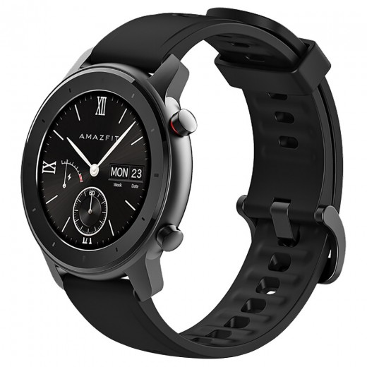 Huami AMAZFIT GTR Smartwatch 42mm Global Version - Black
