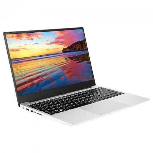 VORKE Notebook 15 i7 8/256GB SSD - Silver