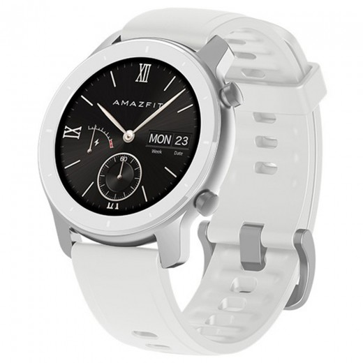 Huami Amazfit GTR 42mm Version Globale - Blanc