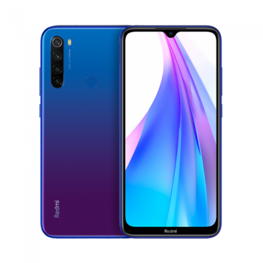Xiaomi Redmi Note 8T Version Globale 4/64Go - Bleu