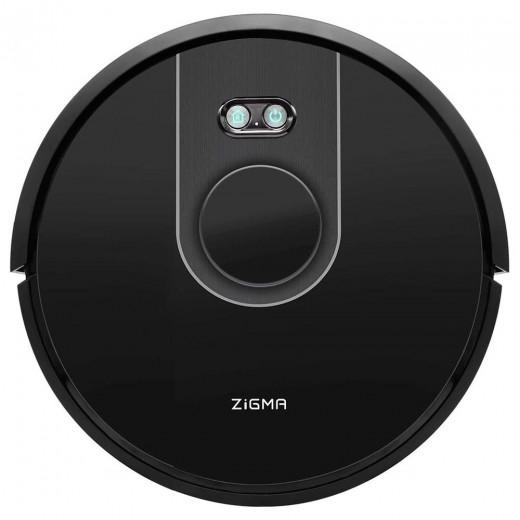 Zigma Spark Vacuum Cleaner Robot - Black
