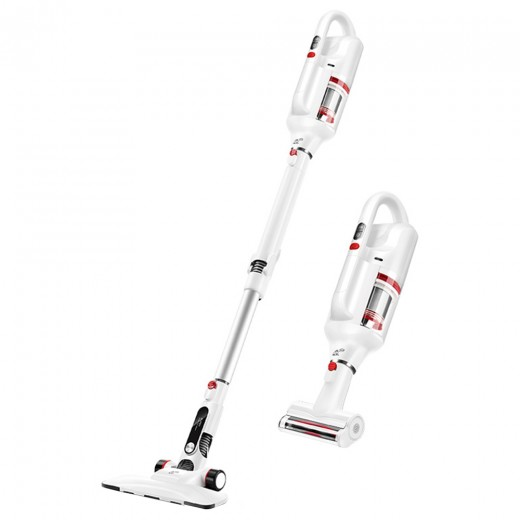 PUPPYOO T10 Mix Cordless Vacuum Cleaner - White