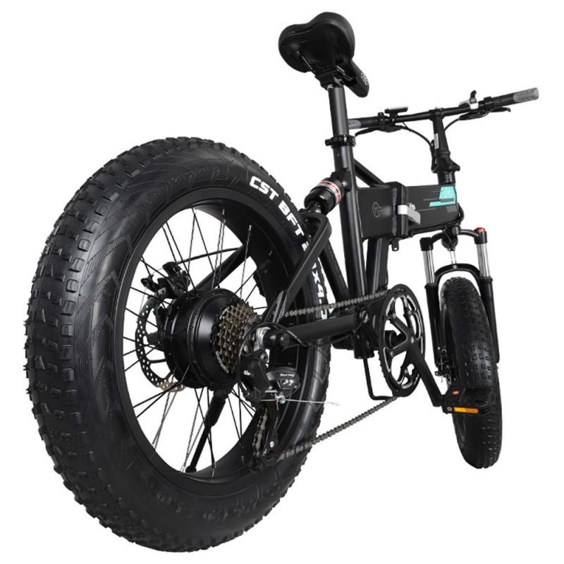 FIIDO M1 Folding Electric Mountain Bike with 2 years EU warranty ...
