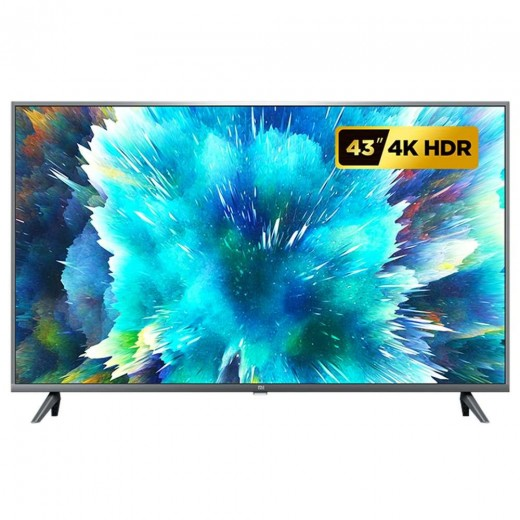 "Xiaomi Mi TV 4S 43"" UHD Smart TV, Version Globale"