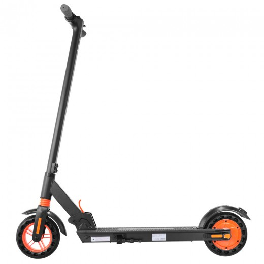 KUGOO KIRIN S1 Folding Electric Scooter - Black