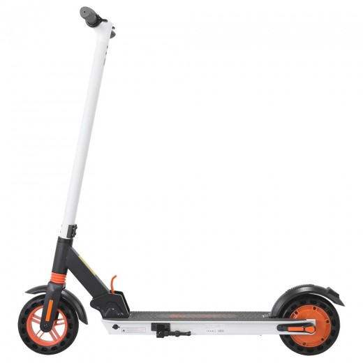 KUGOO KIRIN S1 Folding Electric Scooter - White