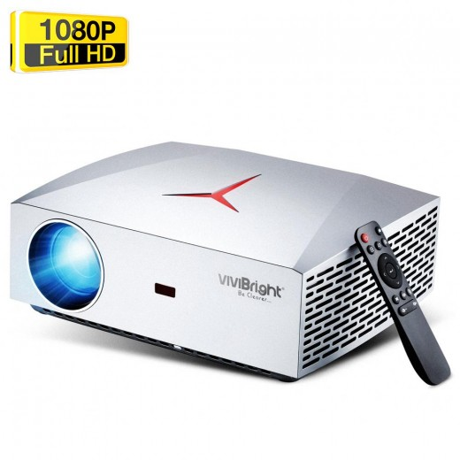 VIVIBRIGHT F40 HD Video Projector