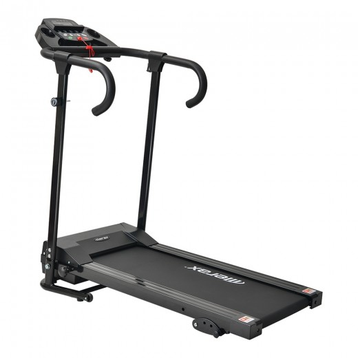 Merax Folding Electric Treadmill - Black