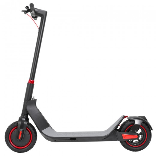 KUGOO G-MAX Folding Electric Scooter - Black