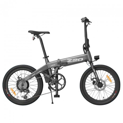 Xiaomi HIMO Z20 Folding Electric Moped Bicycle - Grey