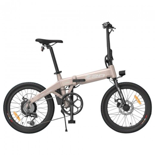 Xiaomi HIMO Z20 Folding Electric Moped Bicycle - Rose Gold