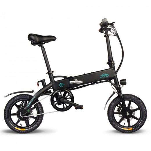 FIIDO D1 Vélo électrique pliant (11.6 Ah) - Noir