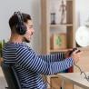 Tronsmart Glary Alpha Gaming Headset LED
