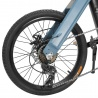 FIIDO D11 Folding Electric Moped Bike - Blue