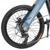 FIIDO D11 Vélo électrique pliant - Bleu