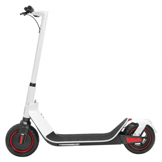 KUGOO G-MAX Folding Electric Scooter - White