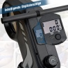 Merax Folding Magnetic Rowing Machine - Grey