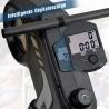 Merax Rameur fitness pliable avec écran - Gris