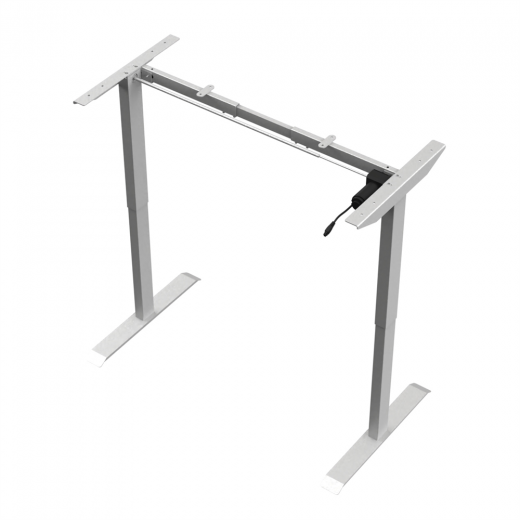 AGCAM KVTD-2 Electric Lift Table - Silver Gray
