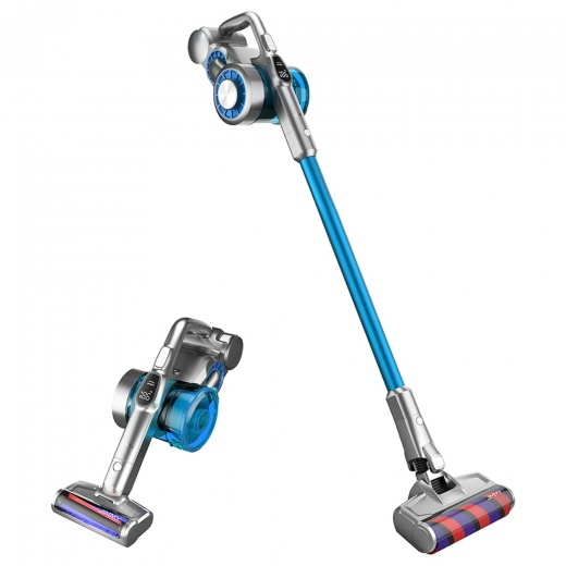 Xiaomi JIMMY JV85 Handheld Cordless Vacuum Cleaner with LED Display - Blue