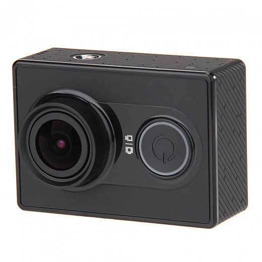 Xiaomi YI Action Cam Travel Edition globale Version - Schwarz