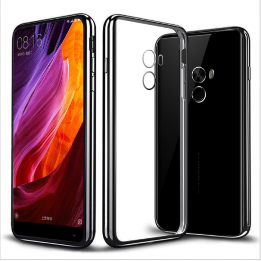 Cover posteriore in silicone TPU per Xiaomi Mi Mix